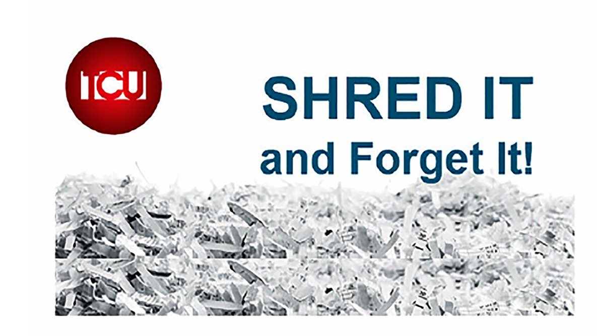 TCU to Host Community Shred Day on Sept. 28