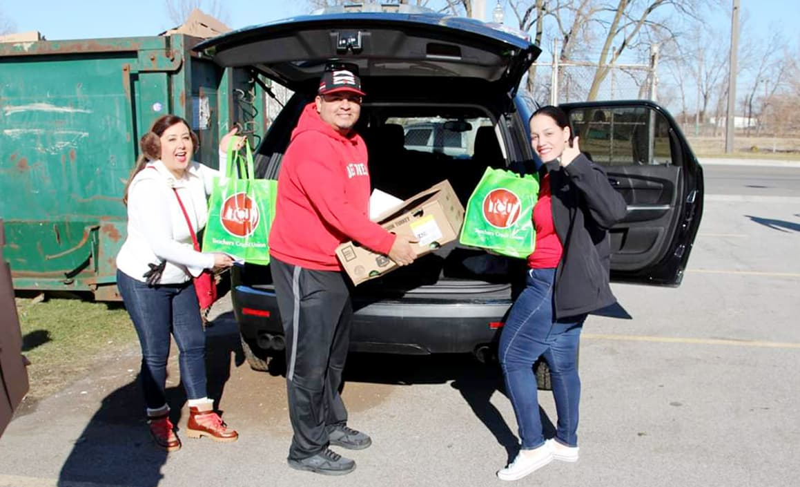 Another Successful Year for The People's Turkey Drive